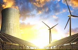 Nuclear Power and Renewables Propelling Clean Power Generation
