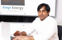 Viz-A-Viz with Saurabh Marda, Founder and Managing Director | Freyr Energy