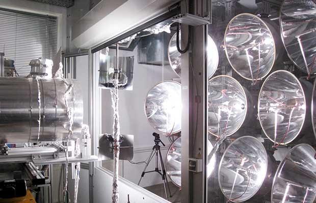 Solar Fuels Reactor