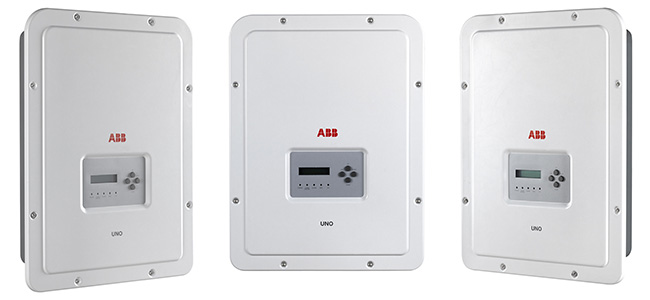 Abb Inverter and Optimizer platform Soln