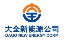 Daqo New Energy Announces 39,600 MT Polysilicon Supply Agreement with LONGi