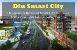 Diu Becomes India's 1st Smart City to Run on 100% Renewable Energy during Daytime