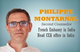 Viz-A-Viz with Philippe Montarnal, Second Counsellor | French Embassy in India Head CEA office in India