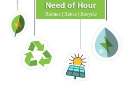 Need of Hour: Reduce | Reuse | Recycle