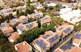 California Mandates Solar Panels on All New Homes