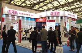 Dupont Displays New Expanded Product Portfolio at SNEC 2018