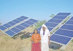 Solar Power Policy for Farms in Gujarat Soon