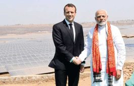 Cabinet Okays India, France MoU on Renewable Energy