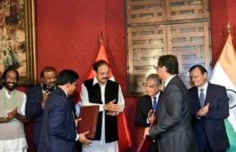 India, Peru Ink MoU for Co-op in New & Renewable Energy