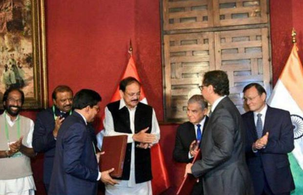 India and Peru Ink MoU
