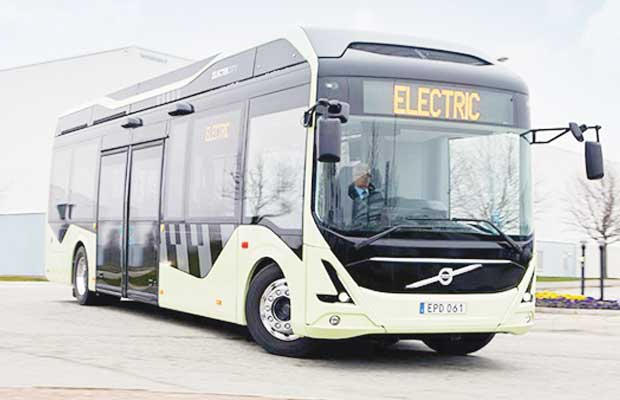 5595 Electric Buses