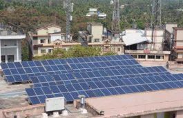 Lucknow University Shifting From Conventional to Solar Power