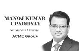 Viz-A-Viz with Manoj Kumar Upadhyay, Founder and Chairman | ACME Group