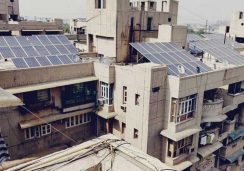 Milan Vihar Apartments First to Get Rooftop Solar Plant in Delhi