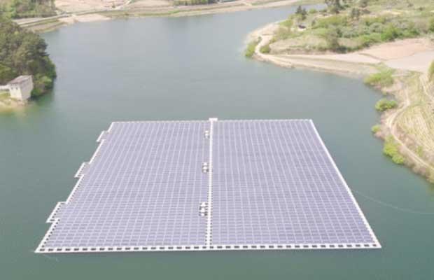 Mudasarlova Reservoir Floating Solar Power