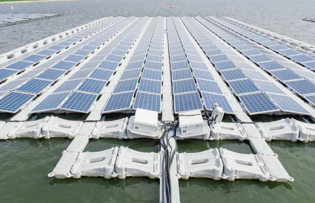 BHEL EPC Floating Solar