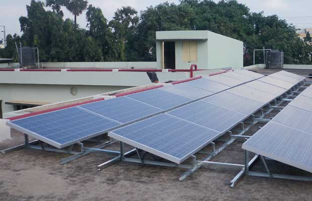 Nagpur Zilla Schools Solar