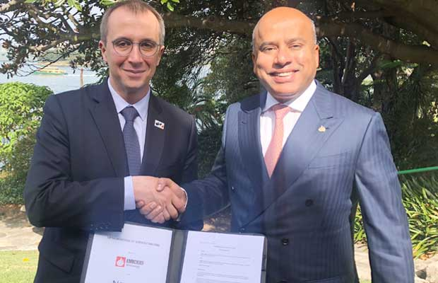 Neoen And Gfg Alliance Ink Landmark Clean Energy Agreement