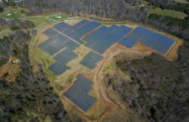 O2 EMC, URE Complete Construction of Bedford Solar Farm