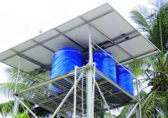 Odisha's Behrampur Gets Solar-Powered Water Pumps