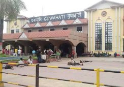 Guwahati Railway Station Goes Solar, Becomes first in North East