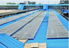 180 kW Solar Plant Tendered in Goa