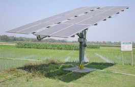 Haryana to Provide Solar Based Tubewells to Farmers