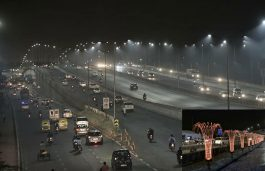 India Gets its First Solar-Powered Expressway