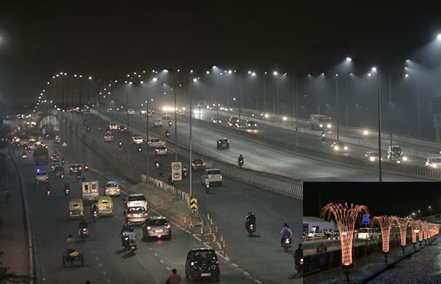 Solar-Powered Expressway