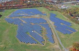 Conti Solar Kicks off Construction of Largest Landfill Solar Project in Ohio