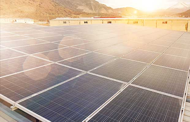 Solar PV Project in South Korea