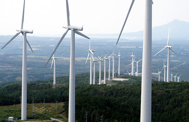 Suzlon Energy CLP Wind