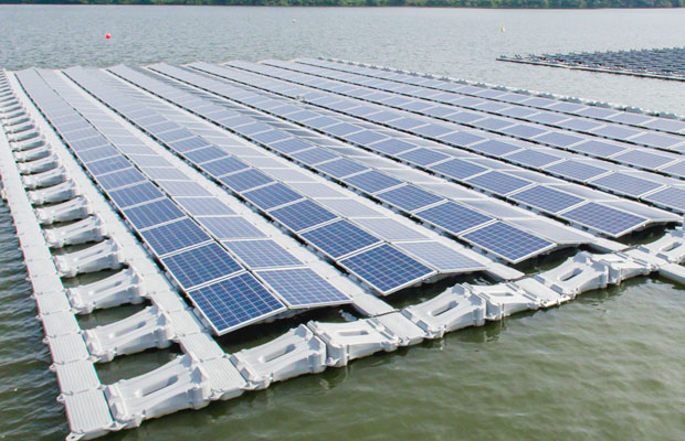 BHEL Floating Solar
