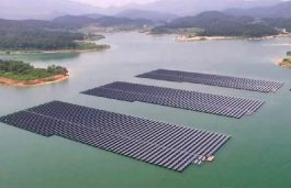 World's Largest Floating Solar Plant to Come up in Madhya Pradesh