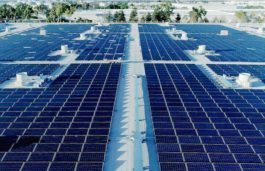 Honda Installs Solar Energy System at its American Motor Campus