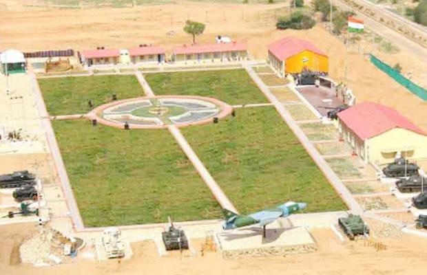 Jaisalmer Military Station