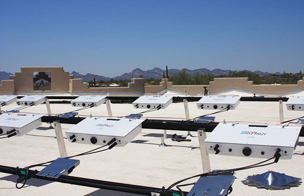 JLM Energy Storage Projects in Arizona