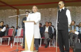 Campaigns to Raise Awareness of Solar Energy Important, says Manipur Dy CM