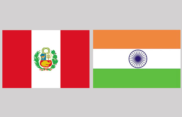 Peru and India