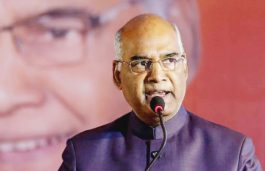 India Sets Sight for 450 GW RE Capacity by 2030: President Kovind