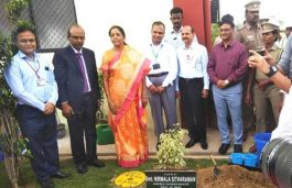 BEL Sets Up 16 MW Solar Power Plant at HVF, Avadi