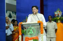 Piyush Goyal Inaugurates NLCIL's Rs 1,302 Cr Solar PV Projects in TN