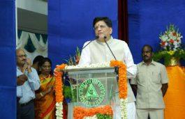 Piyush Goyal Inaugurates NLCIL's Rs 1,302 Cr Solar PV Projects in TN
