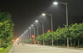 Union Cabinet Nods for 3 lakh Solar Street Lights in NE States, Maoist Affected Areas