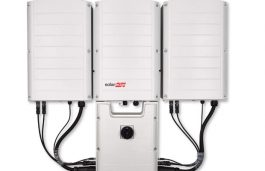 SolarEdge Launches Large-Capacity Three Phase Inverters