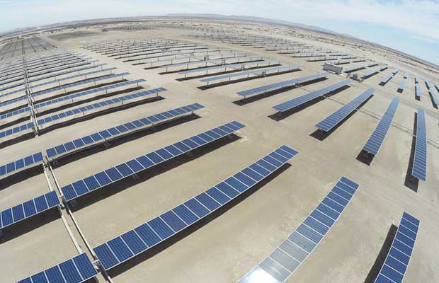 Five Solar Photovoltaic Plants Coming Up In Karnataka