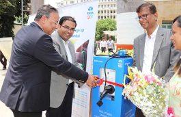 Tata Power Joins Hand with Tata Motors to Make Maharashtra EV Ready