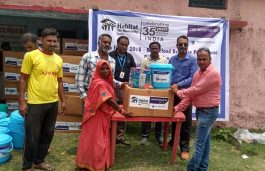 TechnipFMC in India partners with Habitat for Humanity for Bihar Flood Response Programme