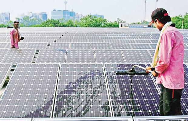 Uttarakhand Solar Fields