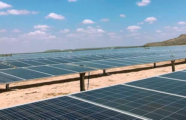 Vistra Energy Upton 2 Solar Power Plant